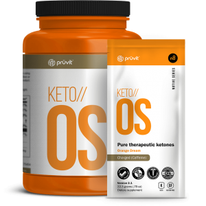 Keto OS - 2.1 Orange Dream - Ketones by Pruvit