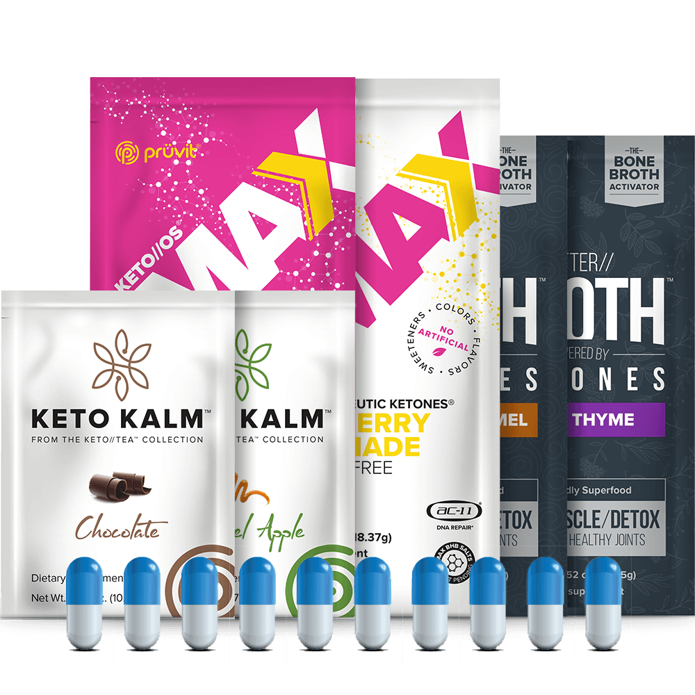 Keto Reboot Product Bundle